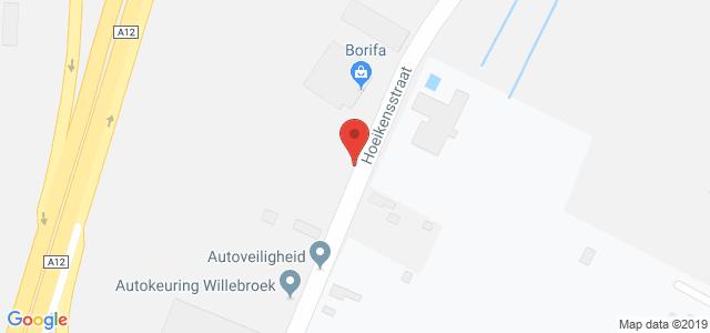 Routebeschrijving naar keuringsstation Willebroek